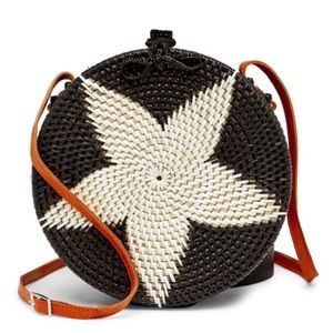 Bali Bag Made From ATA Reed Leather Straps